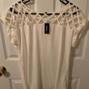 Express Blouse - Size Large - New with Tags
